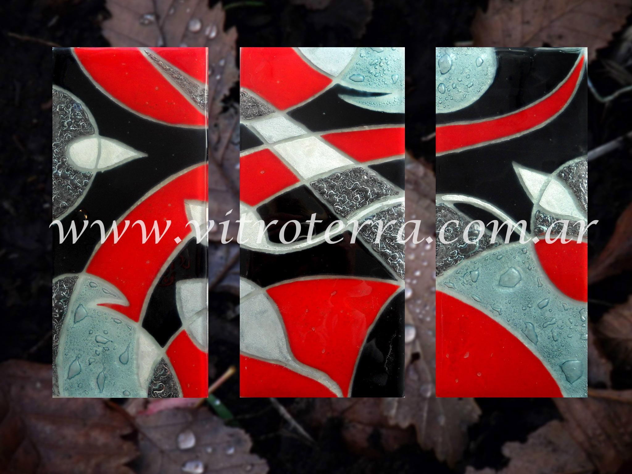 Cuadro de vidrio modelo Búsqueda