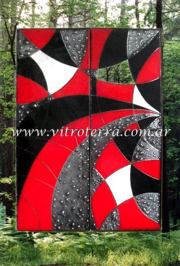 Cuadro de vidrio modelo Lazos-Familiares